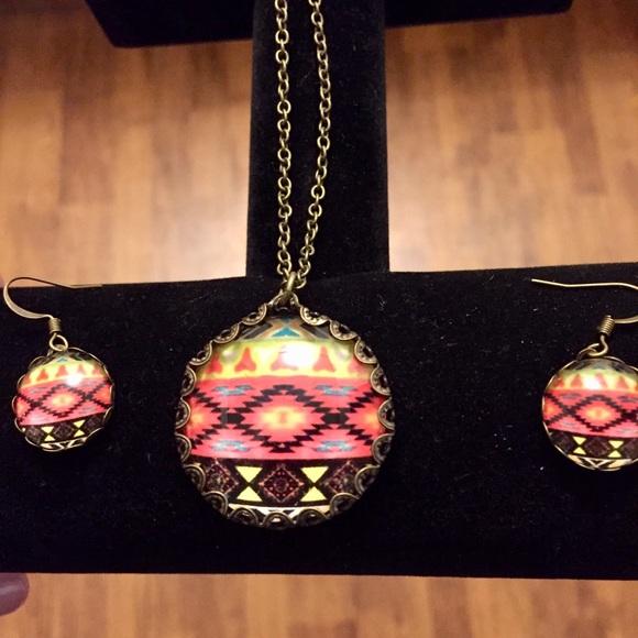 Jewelry - Southwest Design Set